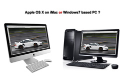 The big question many of us are faced with, should I go for a Mac based workstation or a Windows based one